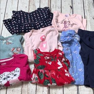 Other - Baby Girl 6-12 Month Lot